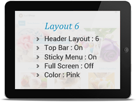 layout hover