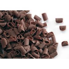 riccioli di cioccolato f
