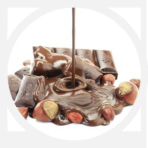 slider experience cerchio cioccolatai