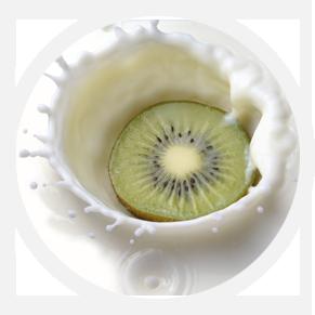 slider experience cerchio kiwi
