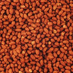 Granella di riso soffiato caramellato al cacao