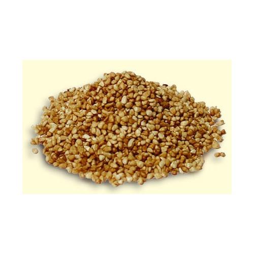 Granella di riso soffiato caramellato