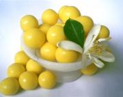 Riso ciok al limone