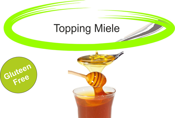 Topping miele