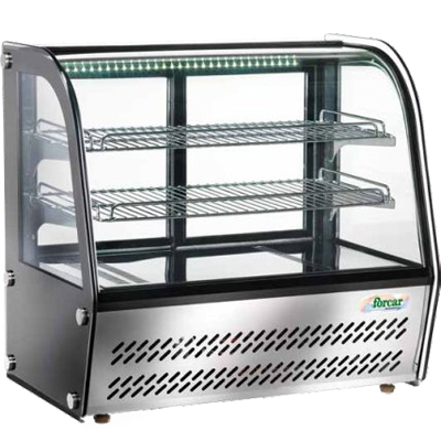 Refrigerated counter display